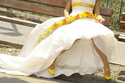 Scarpe Sposa Gialle.Scarpe Sposa Colorate Wedding Langhe E Roero