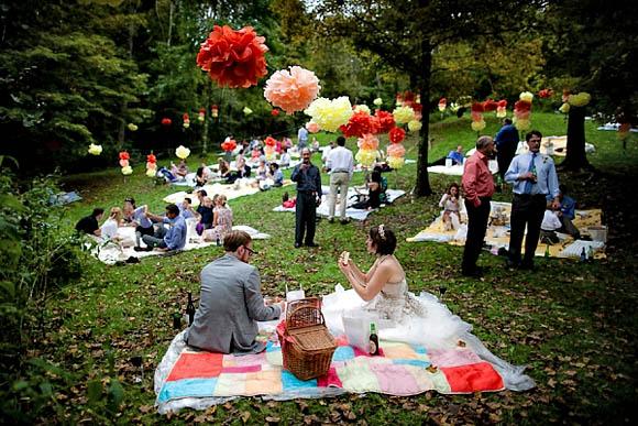 matrimonio picnic