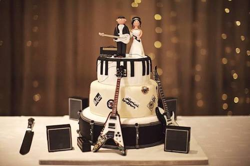 Segnaposto Matrimonio Rock.Matrimonio Rock Wedding Langhe E Roero