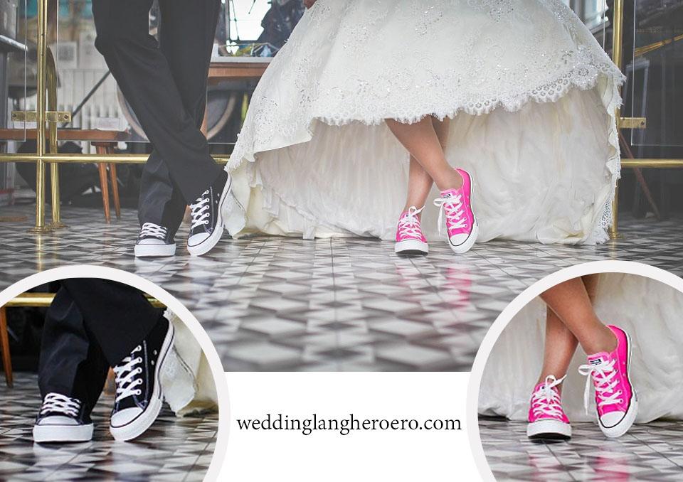 matrimonio in converse