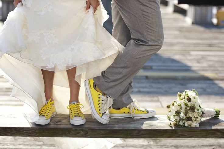 wedding in converse