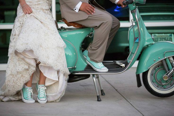 converse matrimonio scarpe