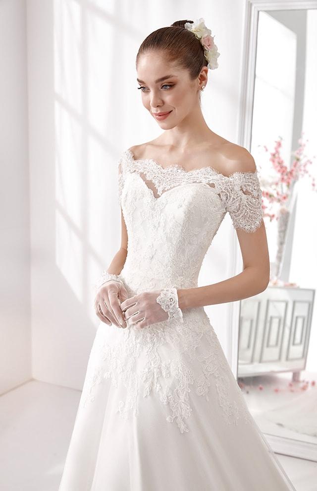 abito da sposa in pizzo matrimonio langhe e roero cuneo piemonte