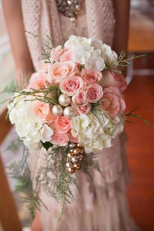bouquet sposa rosa quarzo matrimonio cuneo piemonte