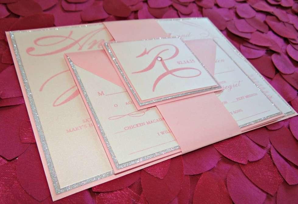 partecipazioni nozze rosa quarzo matrimonio cuneo piemonte