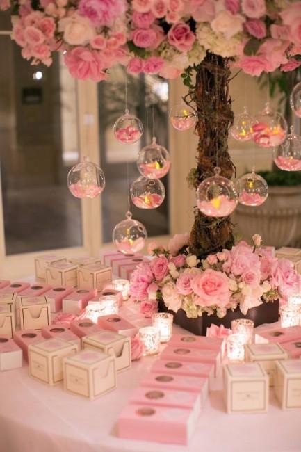 bomboniere rosa quarzo matrimonio cuneo piemonte