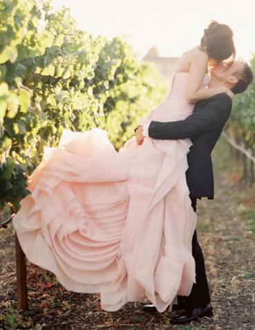 sposi rosa quarzo matrimonio cuneo piemonte