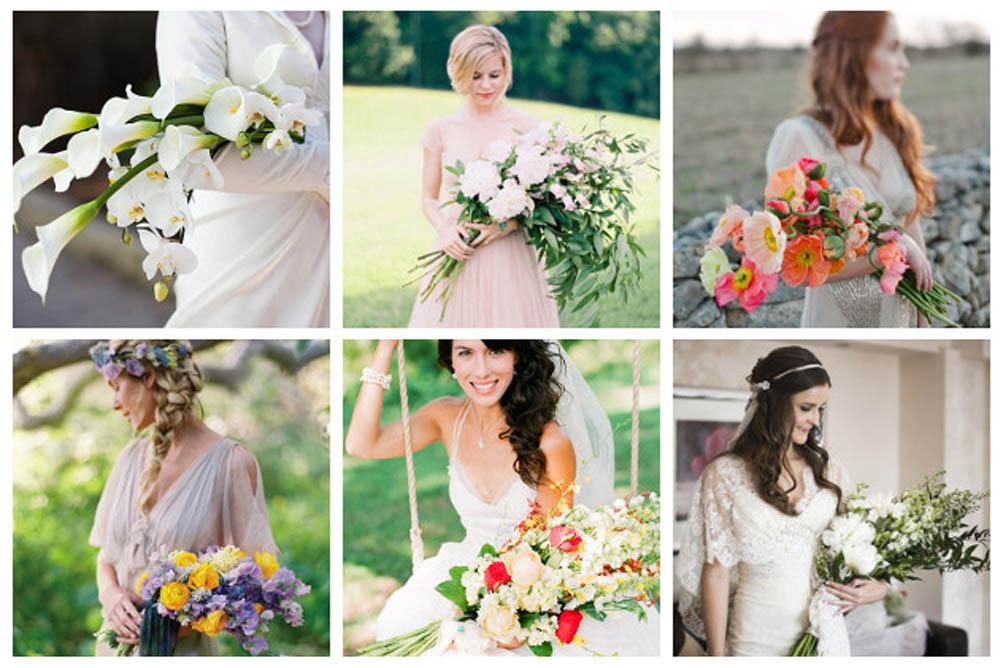 bouquet moderno spose giovani cuneo e provincia