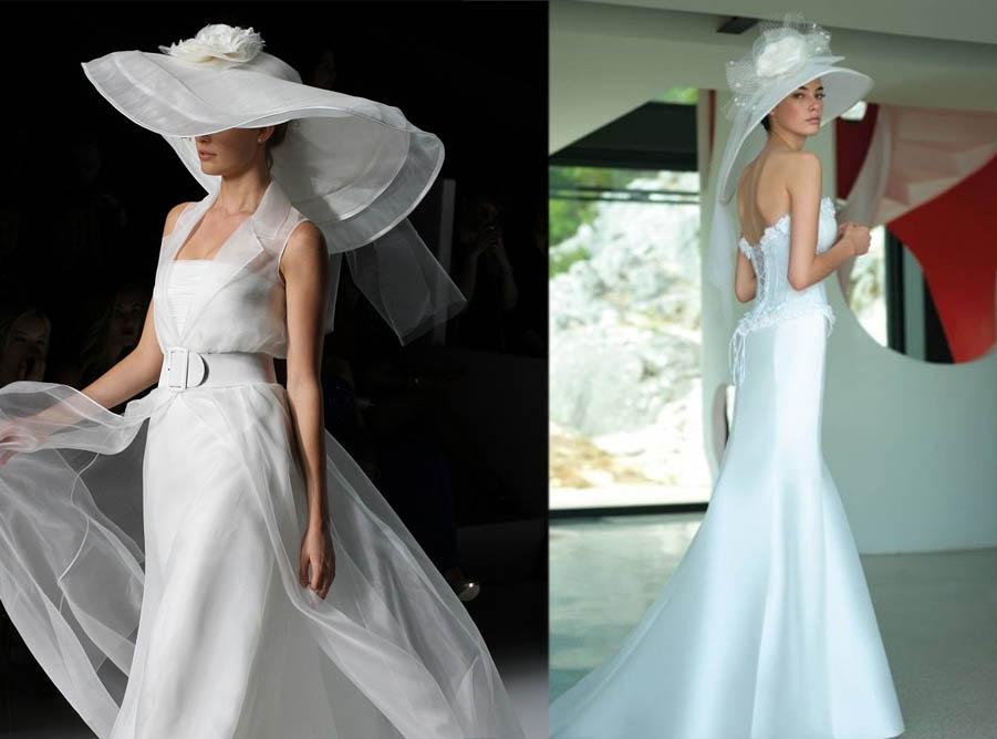 cappello sposa invernale tendenze 2017 2016