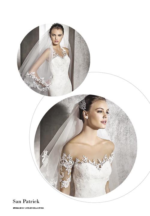 atelier della sposa abito sposa 2016 idee tendenze moda collezioni