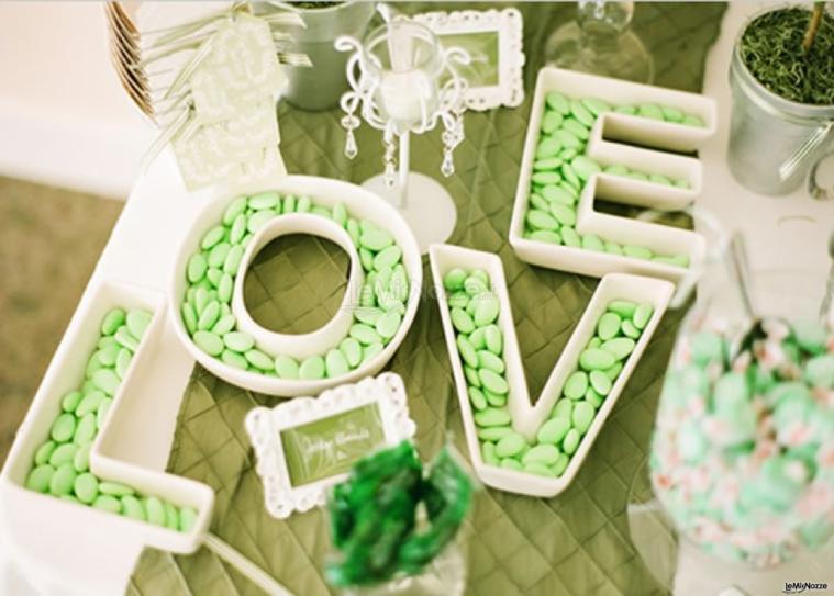 confettata moderna tendenze 2016 2017 matrimonio
