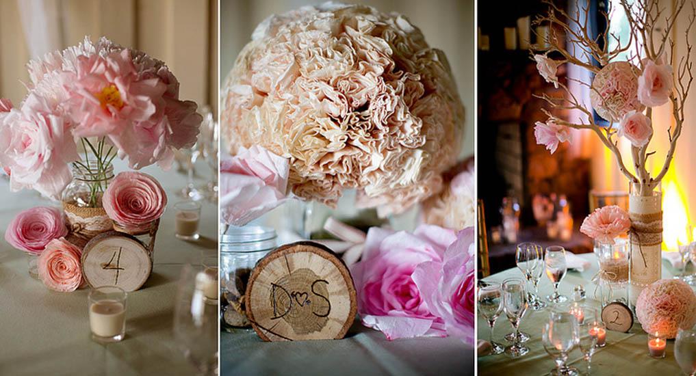 fiori riciclati eco sostenibile matrimonio nozze