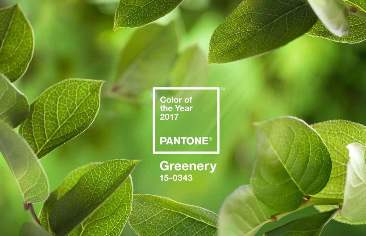 tendenze matrimonio 2017 colore greenery