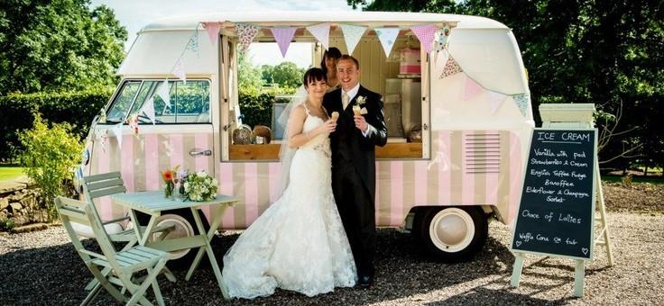 wedding carretto gelati matrimonio