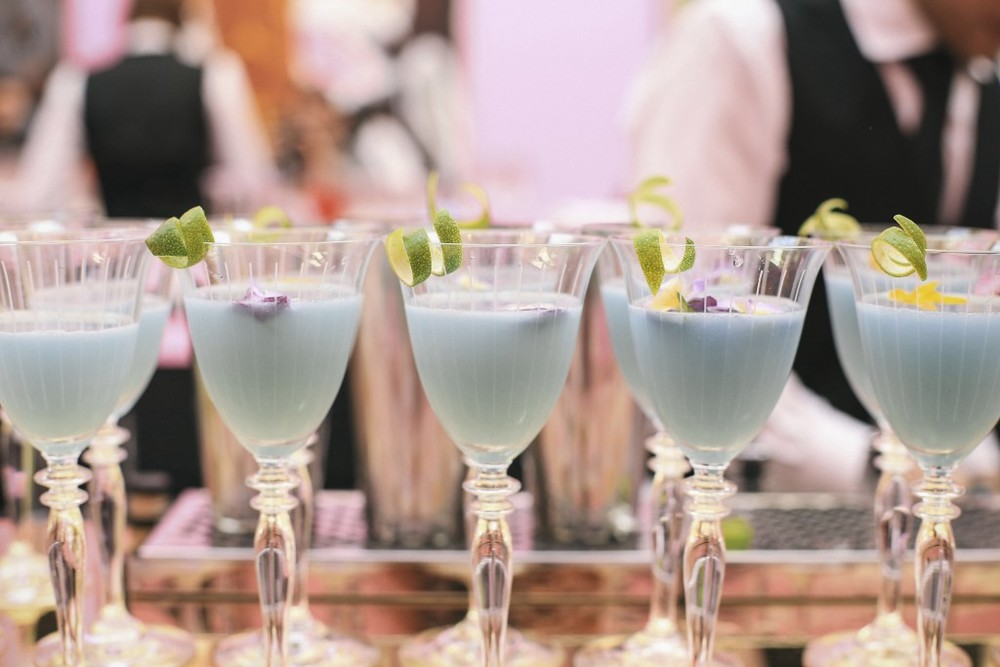 open bar matrimonio