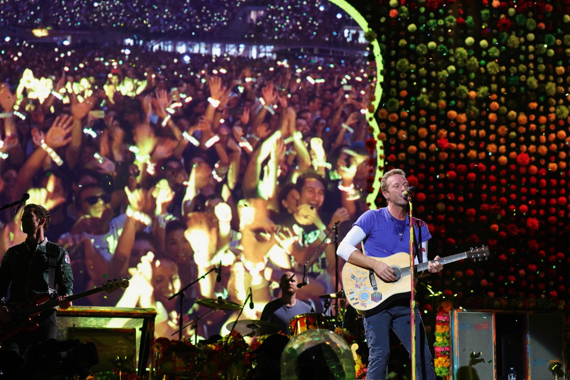 concerto Coldplay