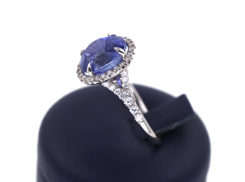 zaffiro anello fidanzamento fede nuziale