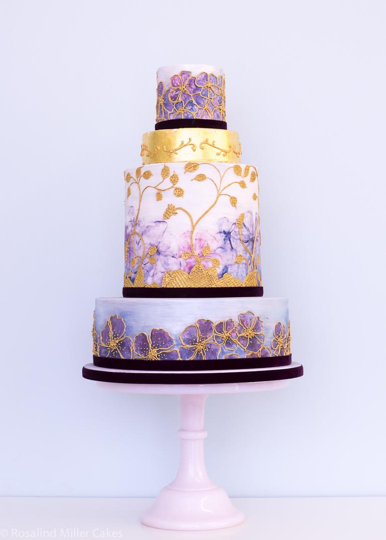 watercolor wedding cake torta nuziale 2018 tendenze nozze 2018 matrimonio langhe e roero trends.jpg