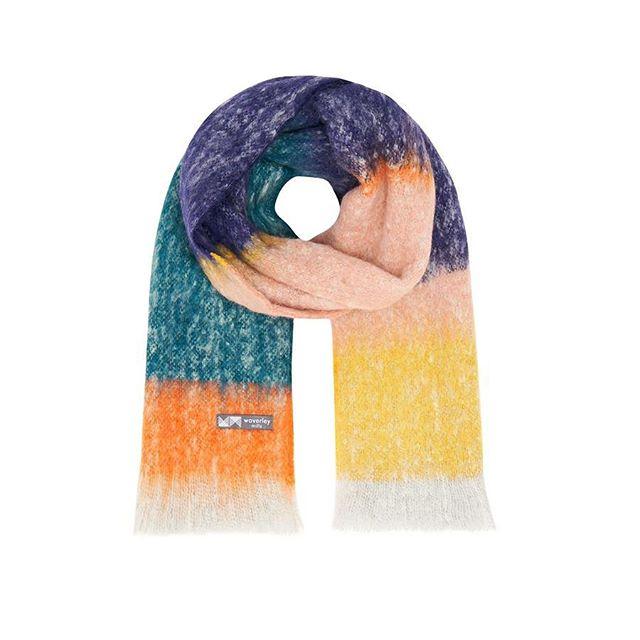Bring on the cold snap so we can put these to some use.. whole range of scarves designed by us available through @waverleymills and David Jones. #alpaca #merino #bernabeifreeman #madeinaustralia #designedinaustralia