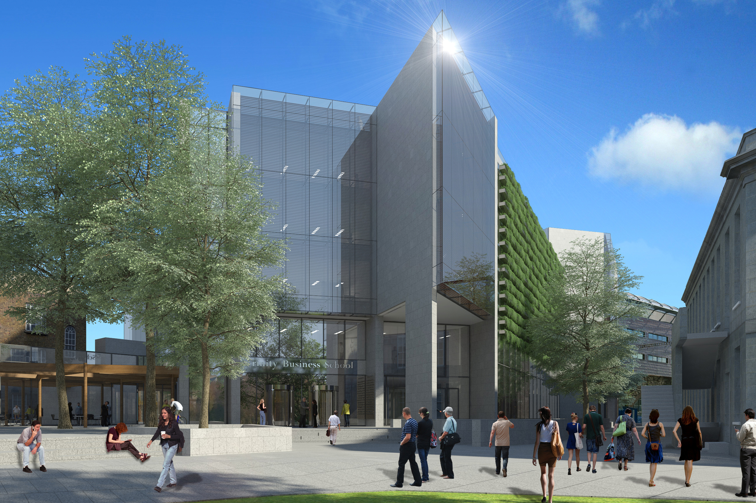 Planned Trinity Business School