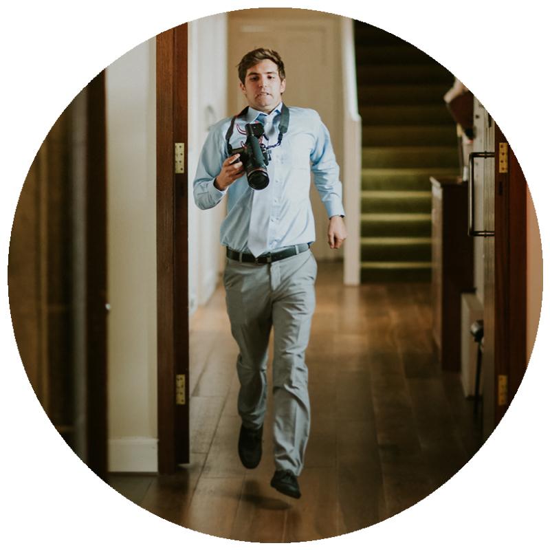 Stephen Kilfeather wedding videographer
