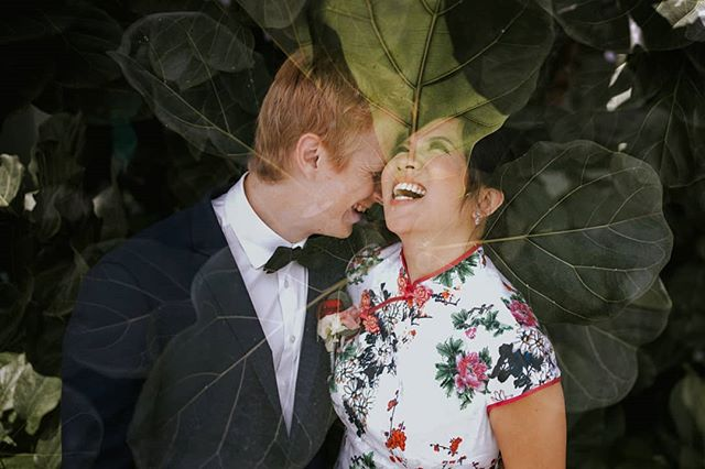 They had they Australia wedding in past few months ago, and today #seemitchhitched happened in KL Malaysia. It is joyful and fun to see how the Australian groom - Mitch went through all the Malaysian style wedding to pick up her love one bride - Rebecca