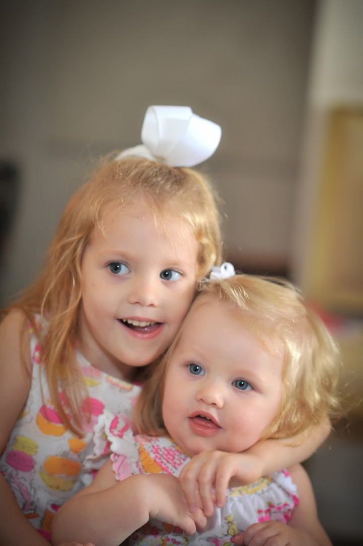 just wanted to share some cute pictures from Mary's 1st birthday. We had close friends over for a birthday barbeque.