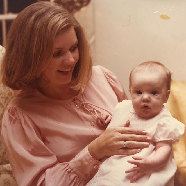 Happy Mother's Day! I love being a mother so much! This day is always a little bitter sweet. I had never seen this photo until a few months ago. What a wonderful mom. She taught me so much and I try so hard to teach the same to my girls.