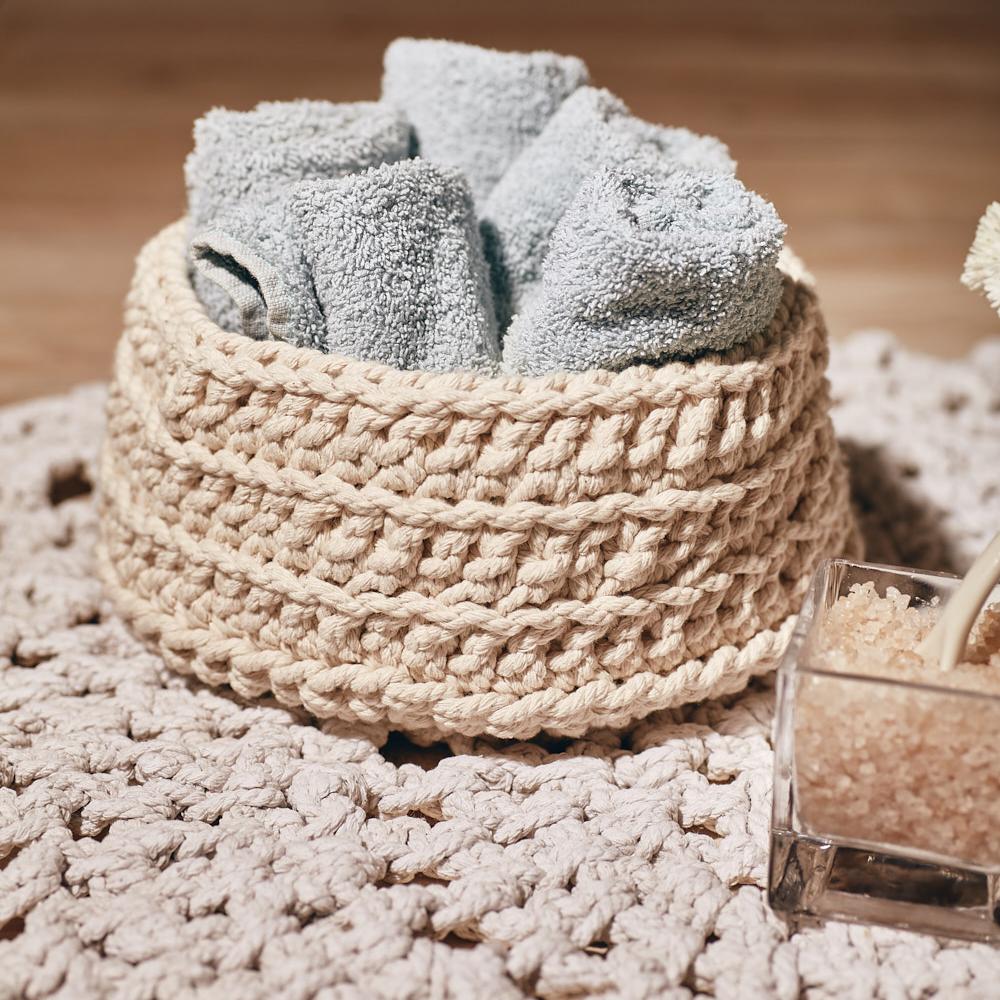 Chunky Cotton Basket