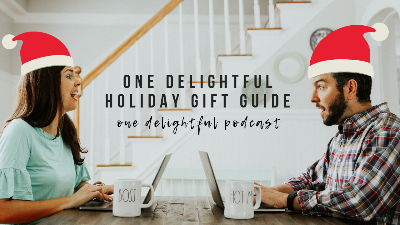 one delightful podcast / what do you recommend holiday edition