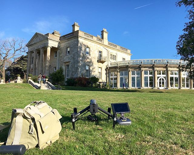 Another day onset #inspire2 #dji #dronepilot #gaddesdenplace #droneoftheday #dronestagram