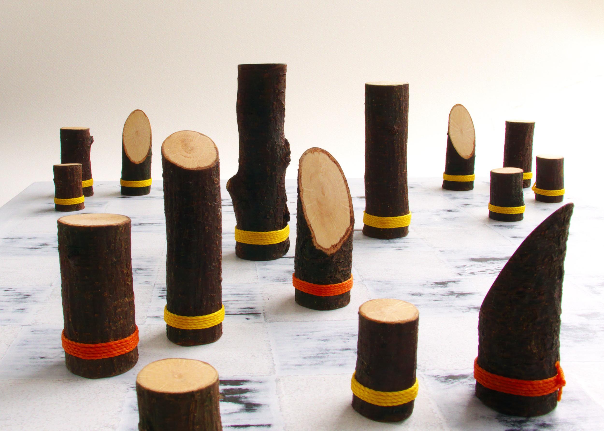 Balanis Chess Set