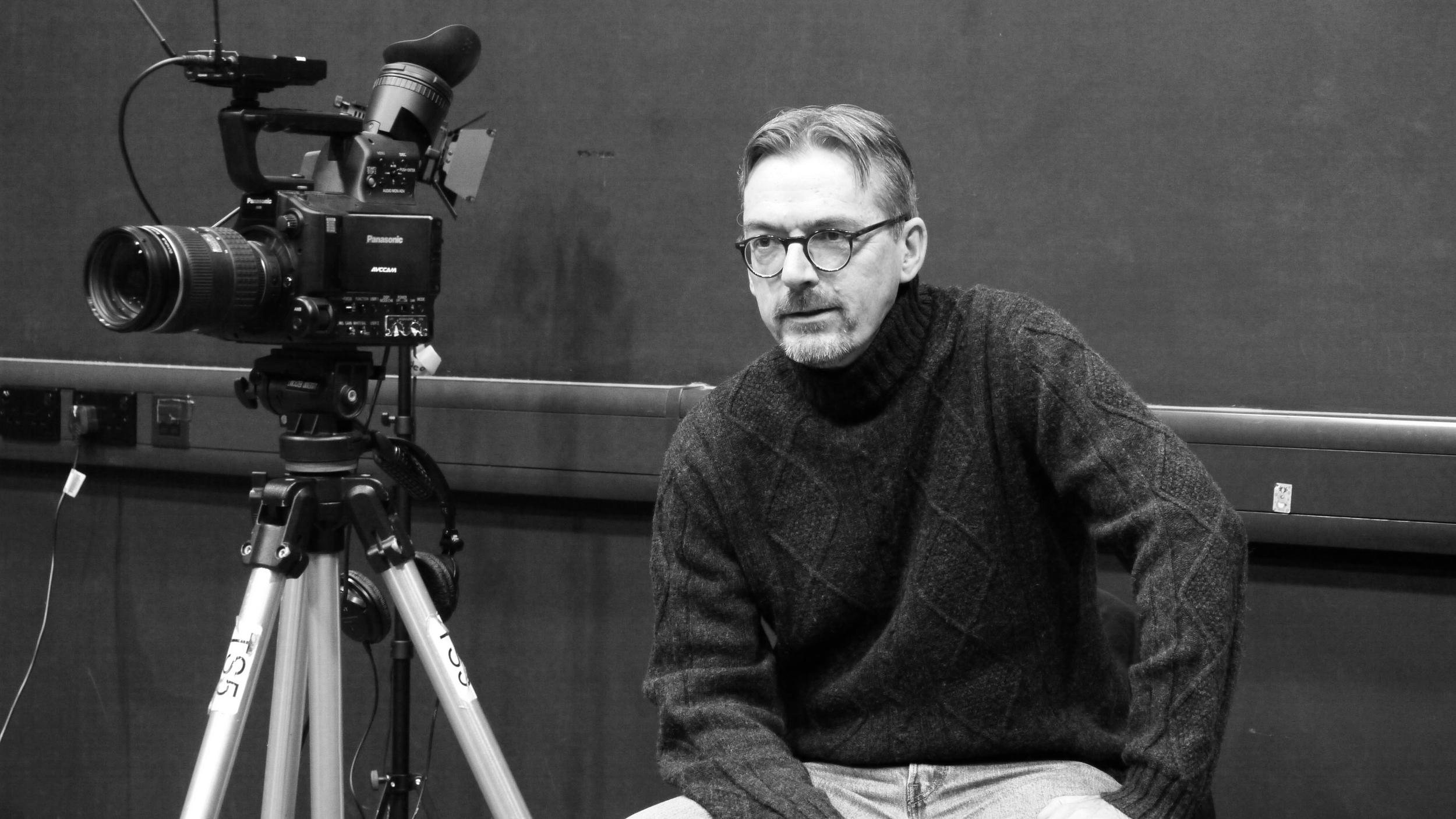 Writer and Producer Stuart Walker