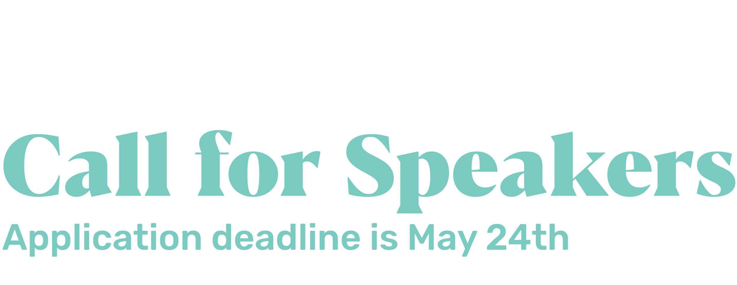 call for speakers.png