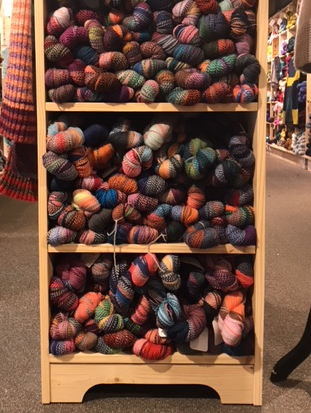 The #1 most requested yarn to ship: Shepherd's Wool Crazy!