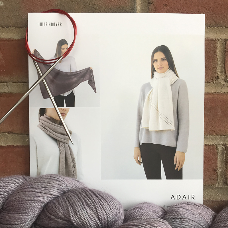 Kit to make Julie Hoover's Adair