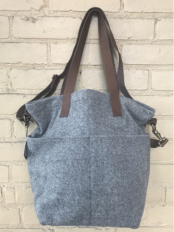 Twig & Horn Project Tote