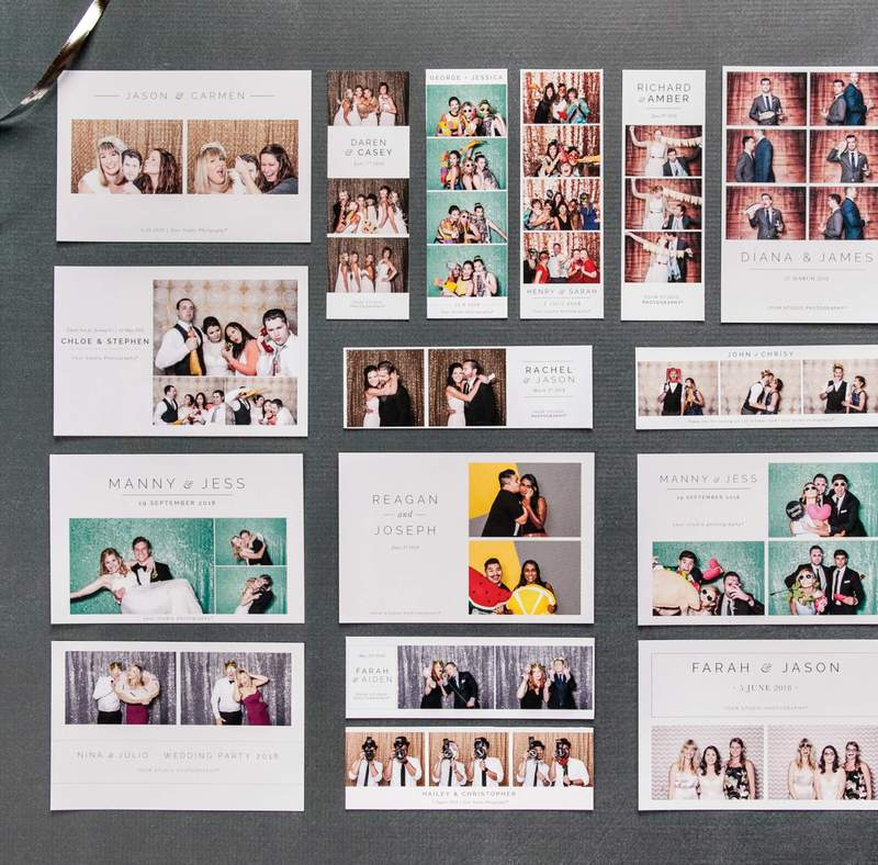 Modern templates - No fancy or outdated designs here. Our prints will always be simple to focus on what matters most — your photos! Option of 2