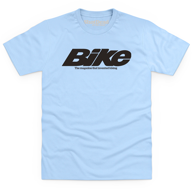 Bike magazine logo (2000 onwards) T-shirt