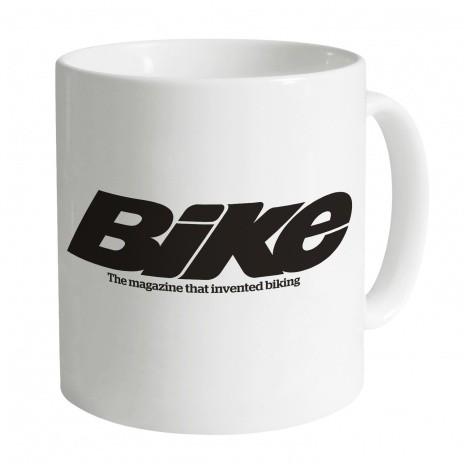 Bike magazine logo (2000 onwards) mug