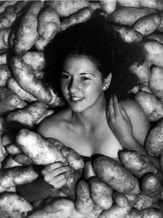 Miss Idaho Potato, 1935