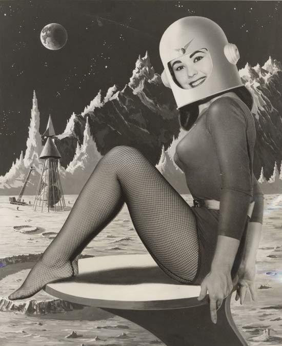 Miss Foxy Space Queen, 1959