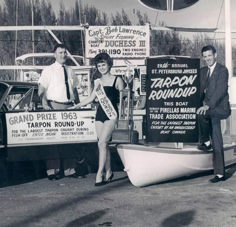Miss Tarpon, 1963 (tarpon is a fish)