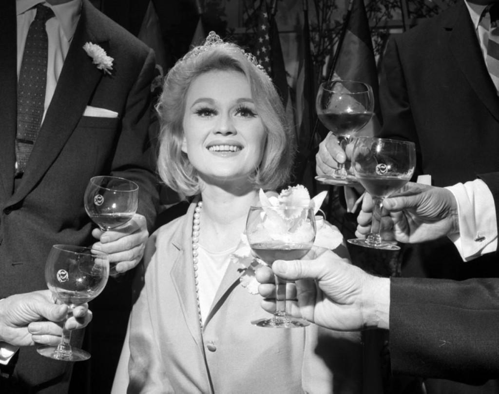 Miss May Wine Queen, 1965