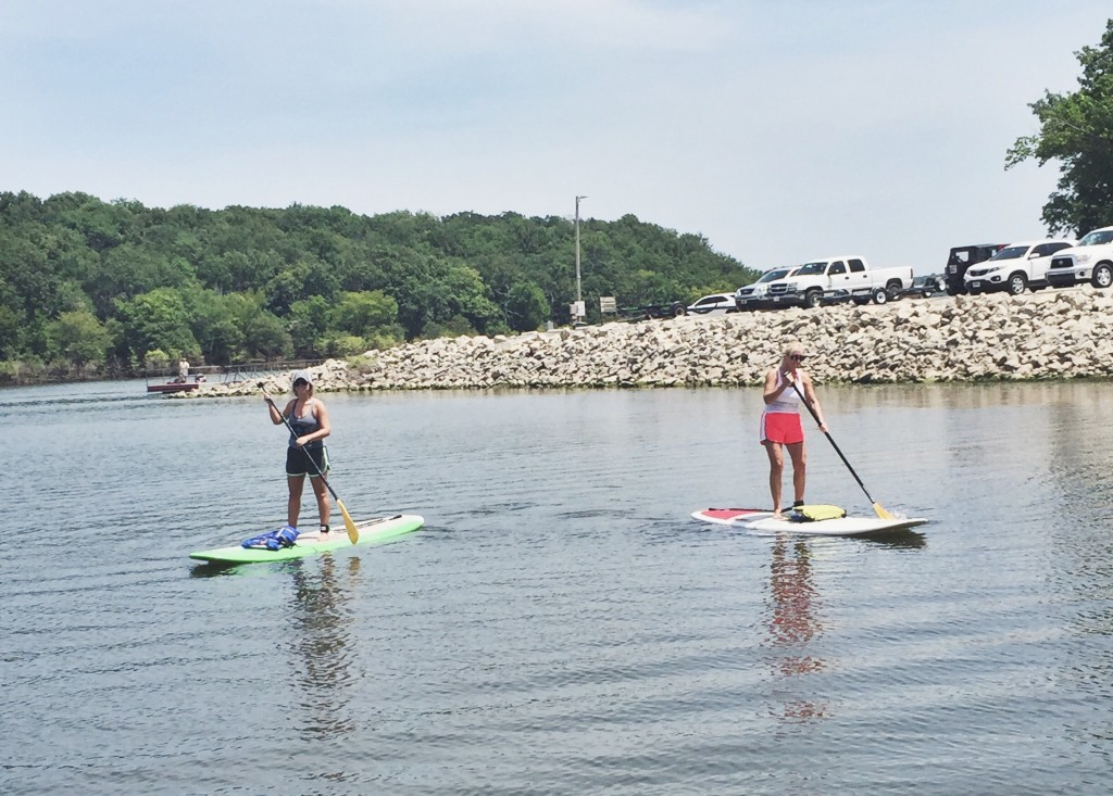 First SUP Experience