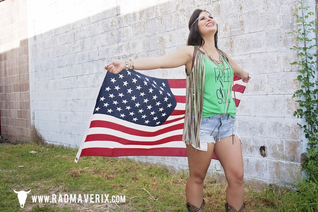 America - Rad Maverix
