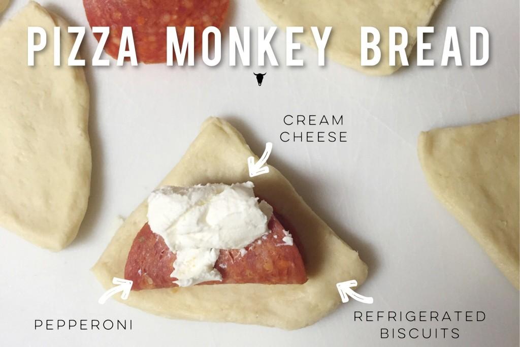 Pizza Monkey Bread - Rad Maverix