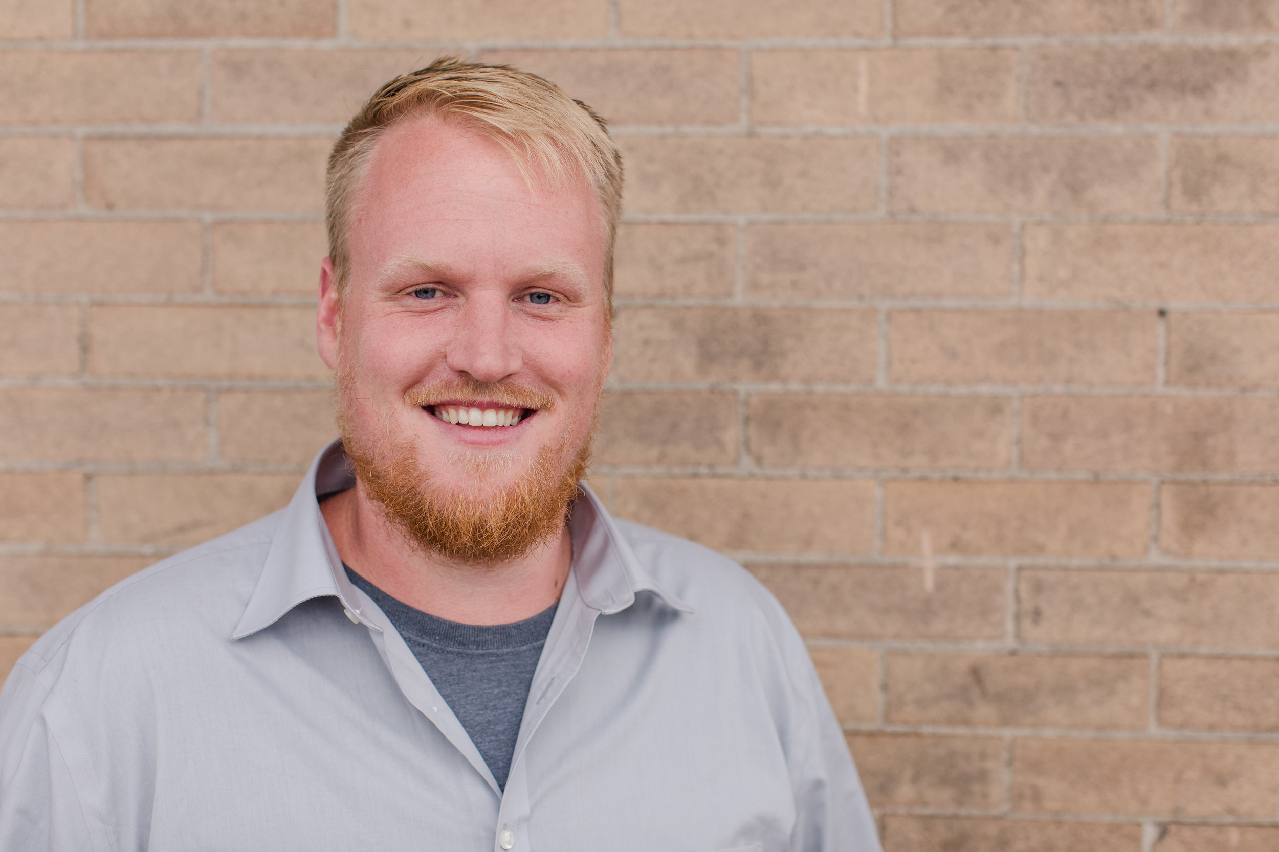 Adam Neuerburg    - Pastor - Ministry Development Assistant   Focus: Missions & Benevolence  Fun Fact: If you have dinner at Adam's, he'll give you the choice of beef, chicken, goat, rabbit, duck, turkey, pork…all of which he raised with his bare farming hands.  Favorite Verse:  Don't forget to show hospitality to strangers, for some who have done this have entertained angels without realizing it! (Hebrews 13:2 NLT)