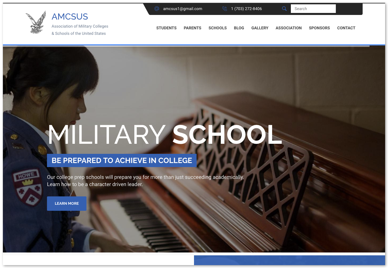 Association of Military Colleges & Schools of the United States (AMCSUS)