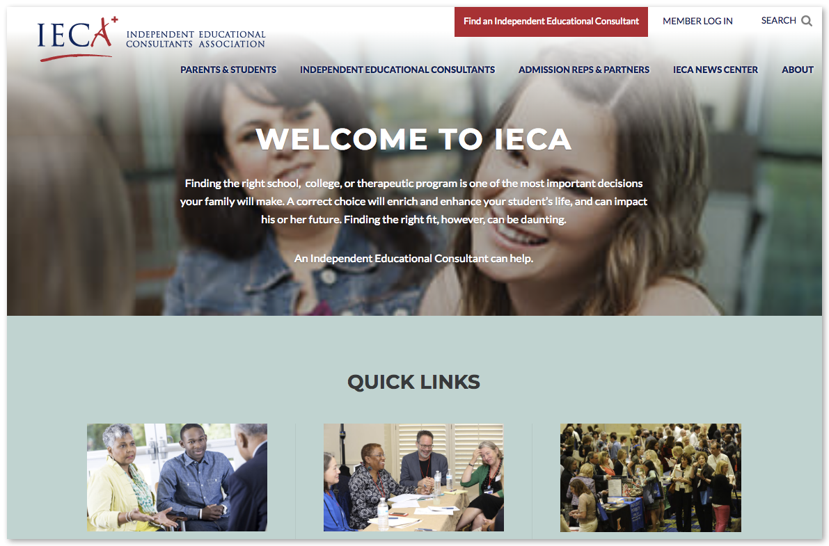 Independent Educational Consultants Association (ICEA)